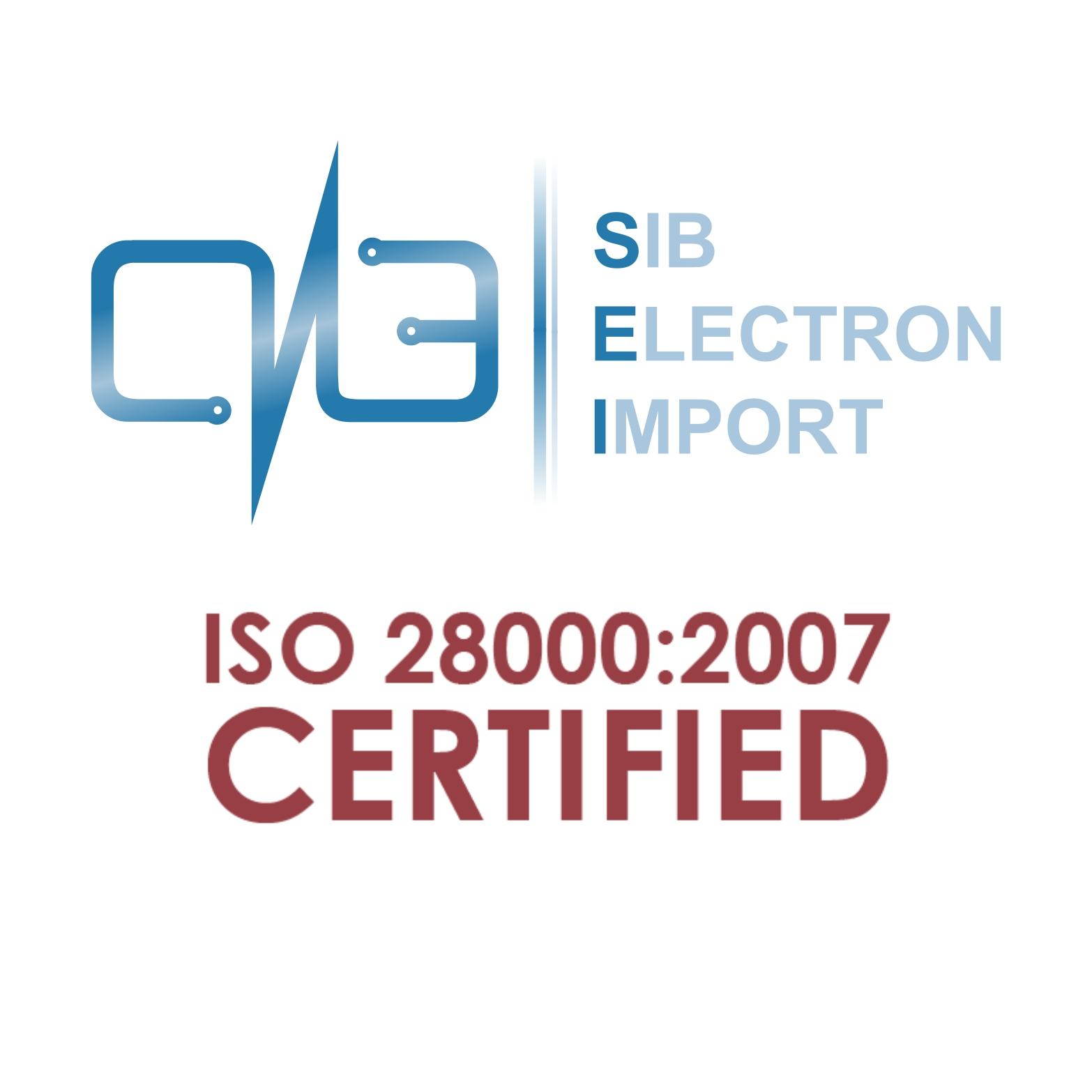 Компания Сибэлектронимпорт прошла сертификацию ISO 28000:2007